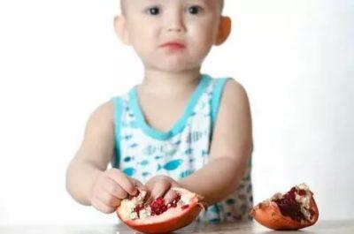 Можно ли давать гранат ребенку 1 год