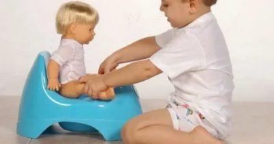 В каком возрасте и как нужно приучать ребенка к горшку