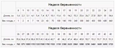 Сколько весит ребенок в 37 недель