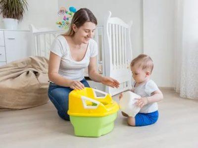 Как приучить ребенка к горшку по Комаровскому
