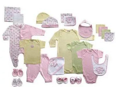 Что нужно для новорожденного ребенка весной