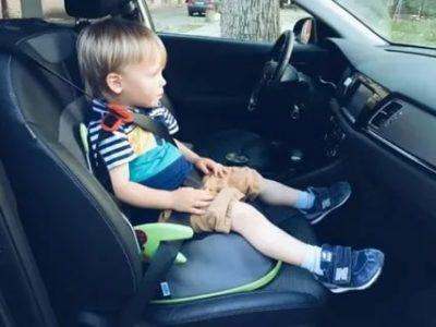 Можно ли перевозить ребенка на переднем сидении в Беларуси