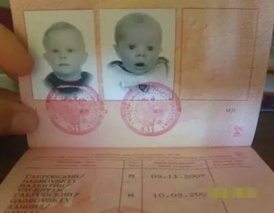 Как вписать ребенка в загранпаспорт старого образца