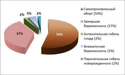 Каков процент внематочной беременности