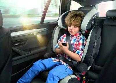 Можно ли ребенку 7 лет ездить без кресла