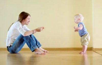 Как помочь ребенку научиться держать равновесие