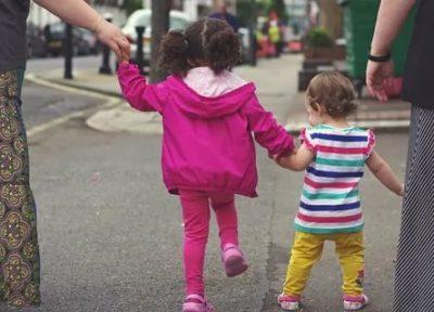 Когда дети Гулят