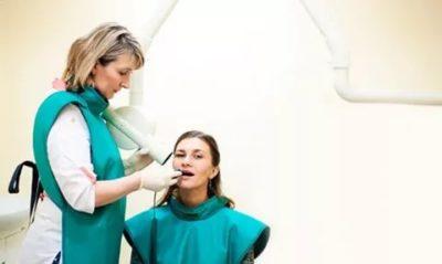 Можно ли делать рентген зуба во время беременности