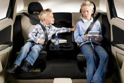 Нужно ли кресло для ребенка 9 лет