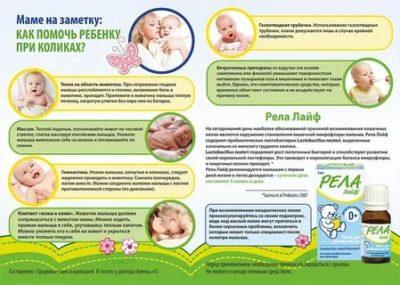 Что делать при коликах у новорожденных