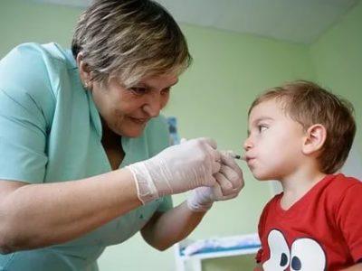 Куда делают прививку от полиомиелита