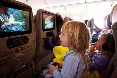 Как отправить ребенка на самолете без сопровождения