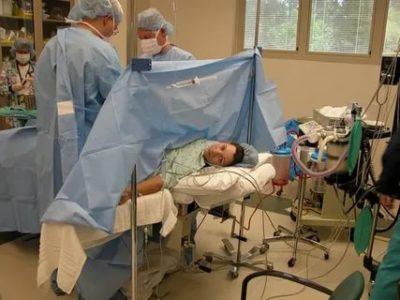 Сколько по времени длится операция кесарево сечение
