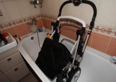 Можно ли стирать капюшон от коляски в стиральной машине