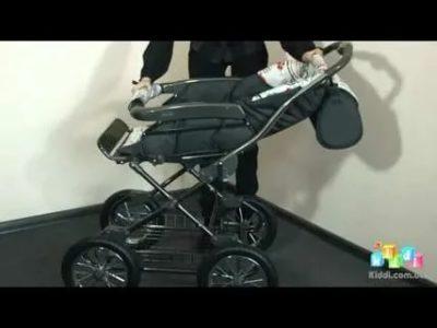 Как разобрать коляску Roan Marita