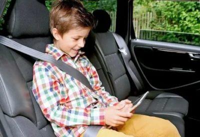 В каком возрасте можно ездить без кресла