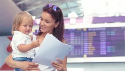 Можно ли отправить ребенка за границу