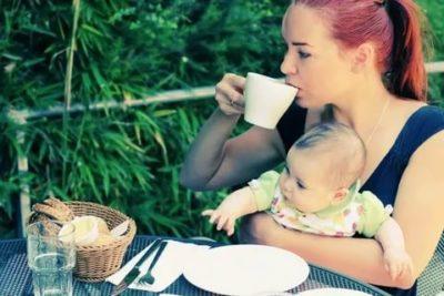 Можно ли пить какао во время кормления грудью
