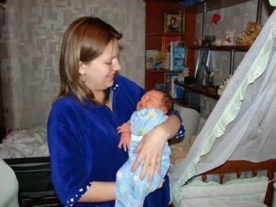 Что делать с ребенком после роддома
