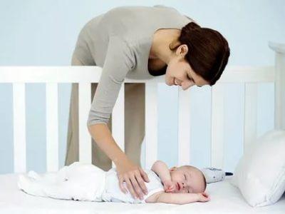 Как быстро уложить ребенка