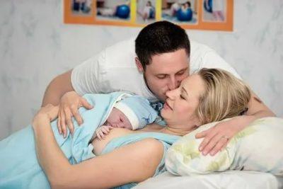 В каком возрасте лучше всего рожать первого ребенка
