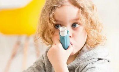 Что такое астма у детей