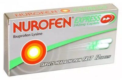 Можно ли принимать Нурофен при беременности